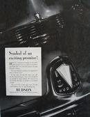 Hudson Symbol Of Exciting Promise Ad 1945