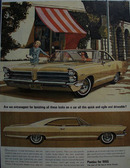 Pontiac Are We Extravagant Of Course Not Ad 1965