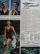All American Mermaids Article 1944