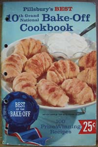 10th National Bake Off Cookbook