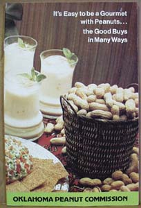 Gourmet Recipes With Peanuts