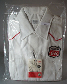 Phillips 66 shirt ORIGINAL 1950s