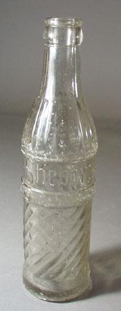 Lakeside Sheboygan, Wisc old  bottle