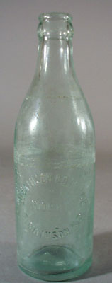Dickinson Bottling Works Bottle,