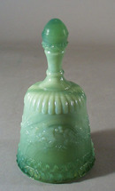 Summitt Glass Jadite Bell