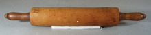 Maple Rolling pin, nice older rolling pin, maple wood medium