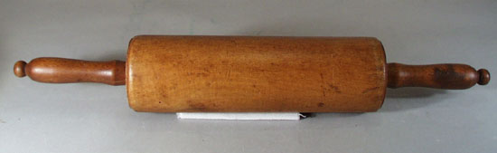 Large Maple Rolling pin, nice older rolling pin