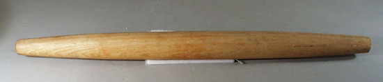 Maple Rolling pin, nice older rolling pin