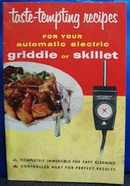 Temping Recipes For Electric Griddle Skillet 1960