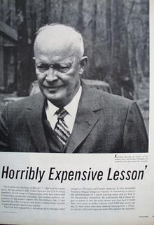 President Eisenhower Picture 1965
