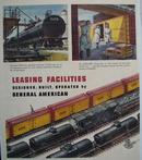 General American Leasing Facilities Ad 1948