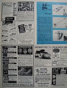 Home Sew Inc Ad 1968