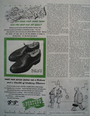 Fortune Shoes A Wealth Of Walking Pleasure Ad 1944