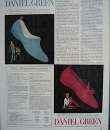 Daniel Green Christmas Ad 1967