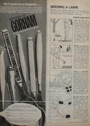 Gorham We Will Send You A Teaspoon Ad 1967