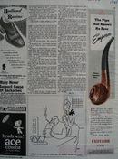Emperor Pipes Knows no Peer Ad 1945