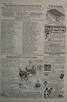 Psychic Base Ball Game Ad 1931
