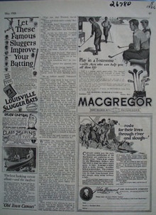 Macgregor Play In A Foursome Ad 1926