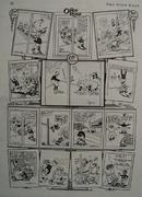 Cartoon Contest Preventing Touchdown 1927