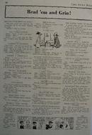 Read Them And Grin Judge Keep Word Jokes 1927