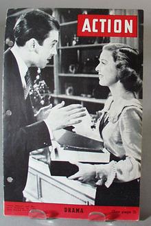 James Stewart and Margaret Sullivan, Action no 144