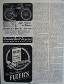 Schwinn Bikes After Victory Ad 1944
