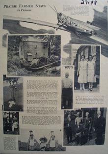 Prairie Farmer News In Pictures 1931