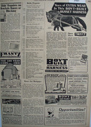 Boyt Built Harness Extra Wear Ad 1930