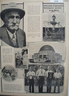 Prairie Farmer News in Pictures 1930