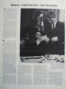 Jackie Kennedy Article And Picture 1964