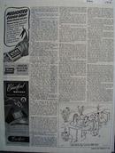 Vicks Give Grand Relief Ad 1946