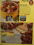 Dinty Moore New Hot Meal Ad 1968
