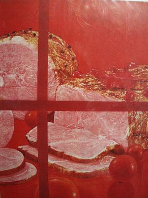 Wilson Red Ribbon Hospitality Ad 1961