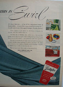 Boltaflex Covering Material Lasting Beauty Ad 1951