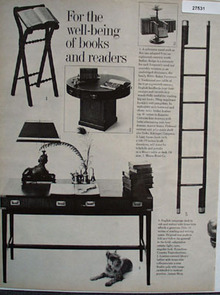 Furniture For Good Of Books And Readers Article 1966