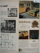 Heywood Wakefield Furniture Home Planned Ad 1951