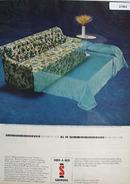 Simmons Debonair Sofa Hide A Bed Ad 1964