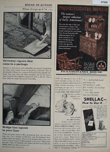 Pennsylvania House Largest Collection Ad 1961