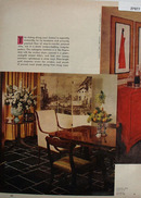 Dining Room By Decorator Ethel Alper Picture 1958