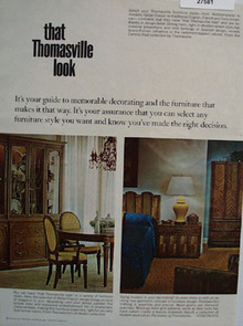 Thomasville More Good Decisions Ad 1968