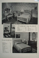 Young Girls Room by B Altman And Co Ad 1933