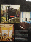 100 Ideas Under 100.00 Climber Screen Bench Ad 1964