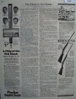 Stevens Shot Guns Get Them Ad