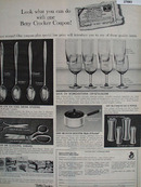 Betty Crocker Coupon Items to Buy Ad 1965