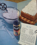 Tested Milnot Recipes Cookbook 1951