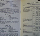 Party Plans Food and Games Cookbook 1962