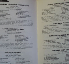Best Cooky Cookbook by Martha Logan 1964