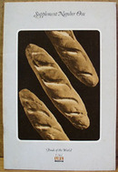 Supplement 1 French Breads Cookbooks 1968