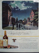 Philadelphia Whisky And New Theatre Ad 1944