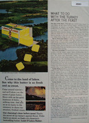 Land O Lakes Butter Come To Land Of Lakes Ad 1965